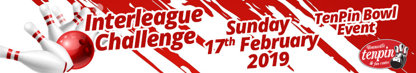 Inter-League Challenge Sunday 17th February2019