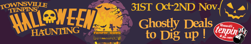 Halloween Haunting Nights Thur Oct 31st -Sat Nov 2nd