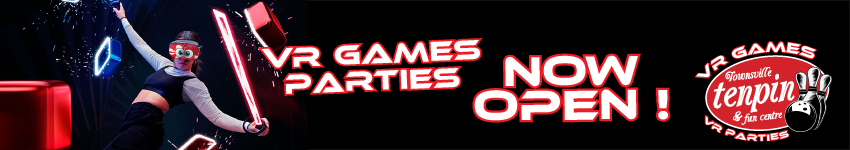 VR Games Parties Here Now!