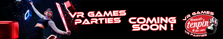 VR Games Parties Coming Soon!