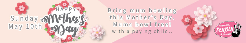 Mother's Day 10th May Mums Bowl Free!
