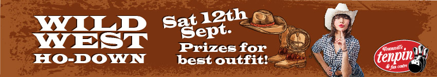 Wild West Ho-Down Night Sat Sept 12th 6.30pm till late